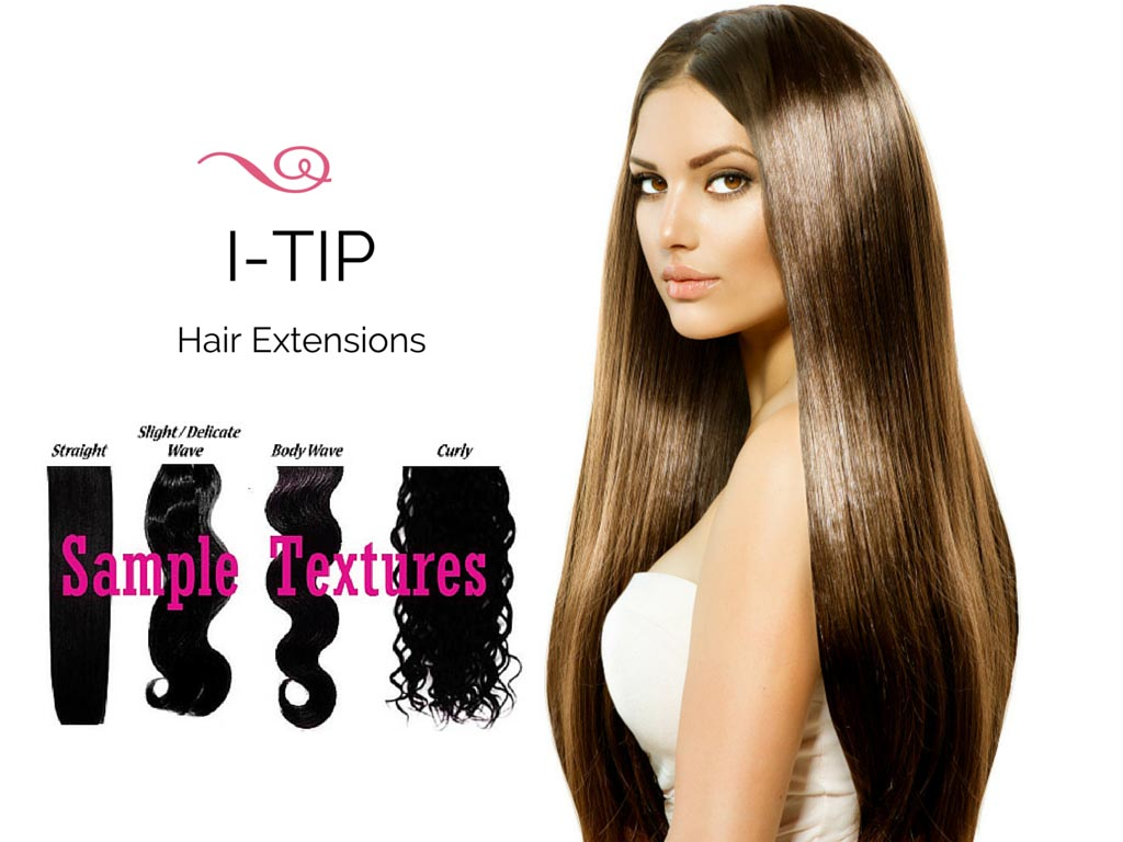 I Tip Hair Extensions Le Tress Chic Human Hair Extensions