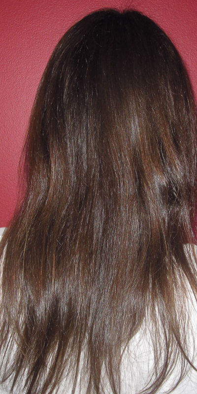 Customer Before And After Photos Le Tress Chic Human Hair Extensions
